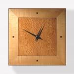 Tortuga handmade wooden clock