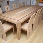 Mandorla bespoke 12 seater dining table