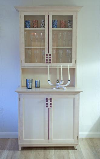 Bespoke dining room cabinet