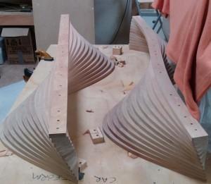 Sidewinder II making process